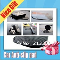Free Shipping for Auto Car Dashboard Anti Slip Pad Non Slip Sticky Pad Mat Cell Phone Perfume