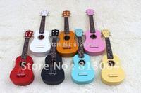 free shipping Wholesale OEM Soprano 15 products Length 54 cm Hawaiian children four strings small guitar ukulele/guitar/ukulele