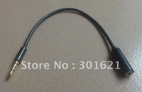 20CM Length 3.5mm AUX Audio Extension Cable Male to Female