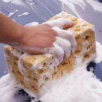 Card superacids car wash sponge car wash sponge coral auto supplies