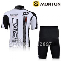 Free shipping!hot sale!2010 BMC team cycling jersey/ciclismo jersey/best selling high quality/retro cycling jersey