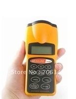 Durable Ultrasonic Distance Measurer,Area Volum Meter Laser Designator LCD Night Light Free shipping by china post
