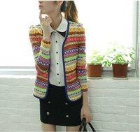 Bohemian High Quality Lady's Fashion Sweaters