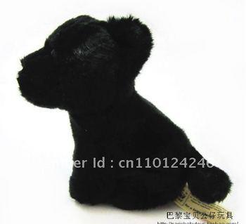 WWF  the original Single  Ichiban  Bernese Mountain Dog  black dog plush doll  toy  free shipping