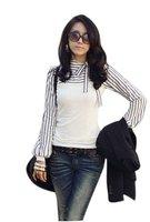 Женская футболка women's batwing long sleeve Polo Shirts Women's T-shirt Tops & Blouses, B338
