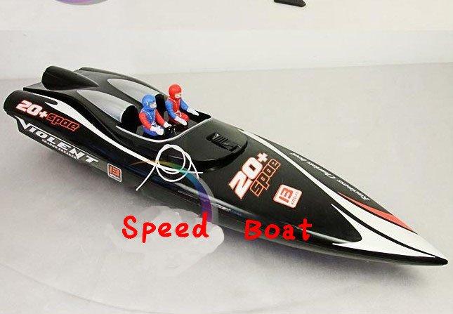 mini RC boat Dynamic fashion remote control boat super speed boat free shipping(China (Mainland))