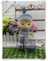 HOT 8inch doll Fashionable clothes toys baby doll plush children toys Christmas gifts Free shipping 2010031