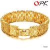Handmade Jewelry Top quality  Bangle New design18k gold plated  bracelet Wholesale FREE SHIPPING 341