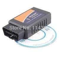 elm327 bluetooth  ELM 327 Interface OBD2 / OBD II V1.5 Auto Car bluetooth Diagnostic Scanner OBDII