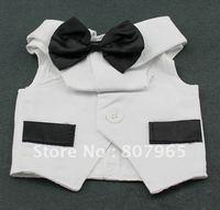 Dog Products wholesale Wedding tuxedo dog apparel dog clothes dog costume