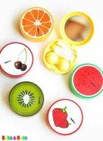 New sweet fruit series contact lenses box & case /  Eyewear Cases / Wholesale