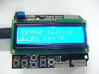 new LCD Keypad Shield 1602 For Arduino MEGA 2560 1280 UNO R3 MEGA2560 MEGA1280