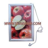 Aluminum snap frame LED light box 40*60cm