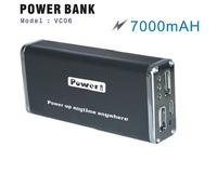 7000mAh Rechargeable Universal Battery Mobile Power Bank