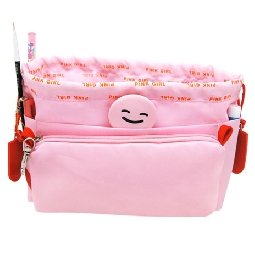 2013 New storage bag high quality and beauty design 22.5*19cm free shipping