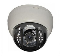 "540TVL 1/3"" Sony HQ1 CCD IR Dome Camera"