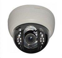 "540TVL 3.5-8mm lens 1/3"" Sony HQ1 CCD IR Dome Camera"