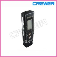 FREE SHIPPING NEW 8GB Mini Rechargeble Voice Recorder MP3 PLAYER FUNCTION