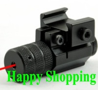 Micro Mini Red Laser Point Scope with 20mm weaver mount