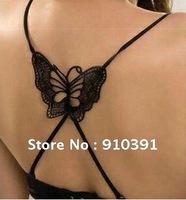FreeShip,butterfly adjustable sexy bra strap,underwear baldric,shoulder belt,DIY bra gallus,Underwear aglet,bra accessory