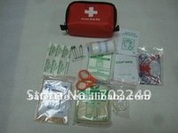 saferlife wholesale nylon bag set for personal Travel First Aid Kit MiNi
