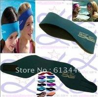 neoprene swim head band