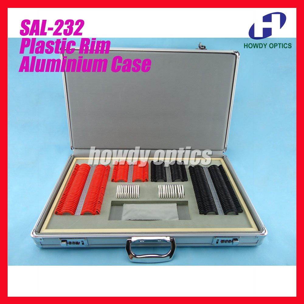 Trial Lens Rack Sal-232 Trial Lens Set