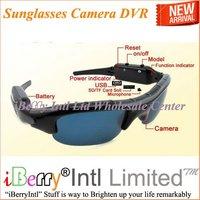 60pcs/lot Fashionable Eyewear Sunglasses Camera DVR