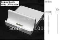 Original Dock dockstation cradle +USB Data Cable Kabel for Apple ipad2 Ipad 2 2nd 2G ipad3 3 3G 3rd Gen Generation