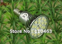 LED spot light 4W E14 White 20-SMD 5050 LED 350-Lumen Energy Saving Spot Light Lamp Bulb AC 110V or 220V 4W