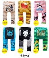 5pcs/Lot Free Shipping Sweet kids Leggings toddler Tights pants Baby leg warmer babys PP Pants,baby clothes!!