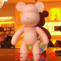 Momo bear popobe pink p3 10 violence bear doll