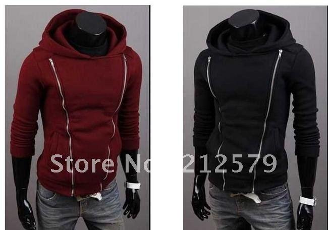 White Zipper Sweater Zipper Sweater Jacket Coat