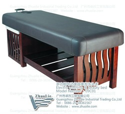 Adjustable Solid Wood Electric Hair Salon Shampoo Bed(China (Mainland))