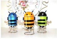Brand New, Unused, Unopened, Portable MIni Bees Speaker with FM Radio
