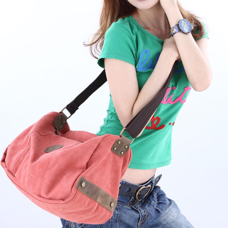 Coshion women's handbag fashion cowhide handbag messenger bag ...