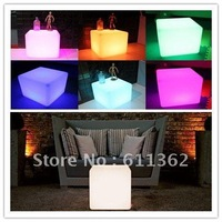 Free shipping by DHL ,lighting furniture-led chair with UL