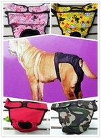 Wholesale, Japan doug m word design pet physiological pants, pet shorts, health care shorts, the dog dog physiological pants