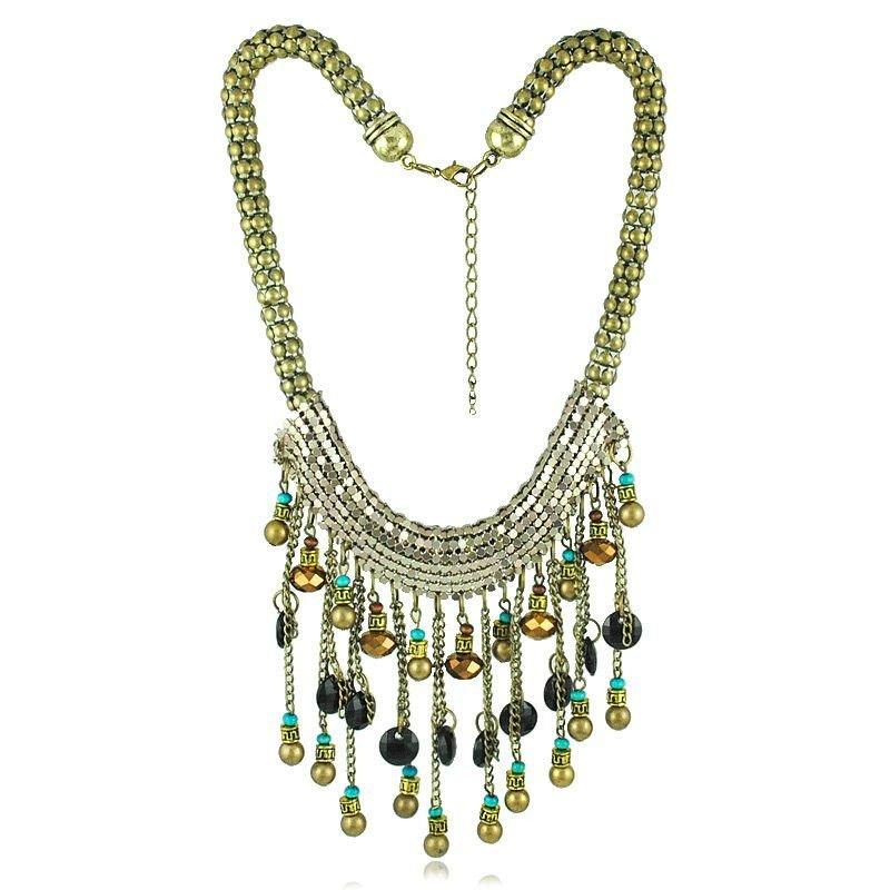 gold tone fashion jewelry