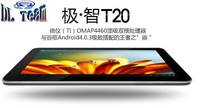 "2012 new SmartQ T20 tablet pc10"" IPS Capacitive Touch Screen 1GB 8GB Android 4.0 TI OMAP 4460 Dual core HDMI"