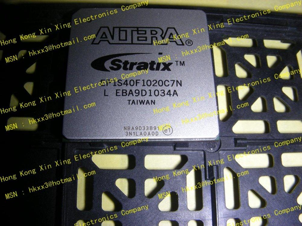new & original EP1S40F1020C7N EP1S40F1020C6N EP1S40F1020C5N Stratix Family 41250 Cells 420.17MHz 0.13um (CMOS) Technology 1.5V(China (Mainland))