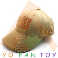 Free Shipping Adjustable 5.11 Scripts Leisure Baseball Cap Hat for out sports Outdoor hat