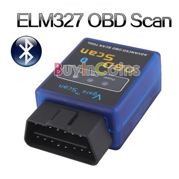 1Pcs/lot  Car Diagnostic Inspection ELM327 V1.5 OBD-II OBD2 USB Auto Scanner Scan Tool  [12373|01|01]