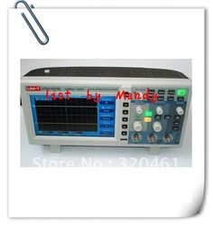 Uni_T wide screen OSCILLOSCOPE 100MHz UT2102CEL 1G--list by Mandy(China (Mainland))