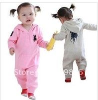 Детский комбинезон Baby Romper, Baby Clothes, Baby Jumpsuit, Girls and boys One pieces Clothing 3Pcs/lot