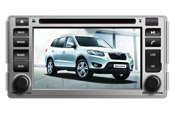 Smart  for HYUNDAI SANTA FE (2006-2012) Car navigation audio system
