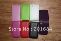 LEATHER FLIP CASE COVER For IPOD TOUCH 4 4TH GEN 4G 50Pcs/lot
