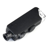 60X - 100X Zoom LED Mini Pocket Microscope Magnifier Handheld Jeweler Loupe