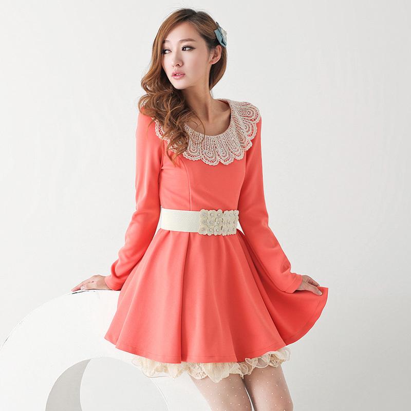 Puffy Skirt Dress 35
