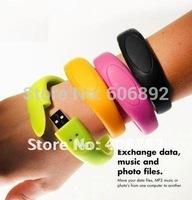 Real memory 2GB 4GB 8GB 16GB or 32GV Hot Bracelet USB flash drives free shipping